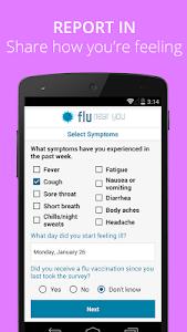 Flu Near You screenshot 4