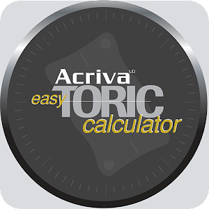 Easy Toric Calculator