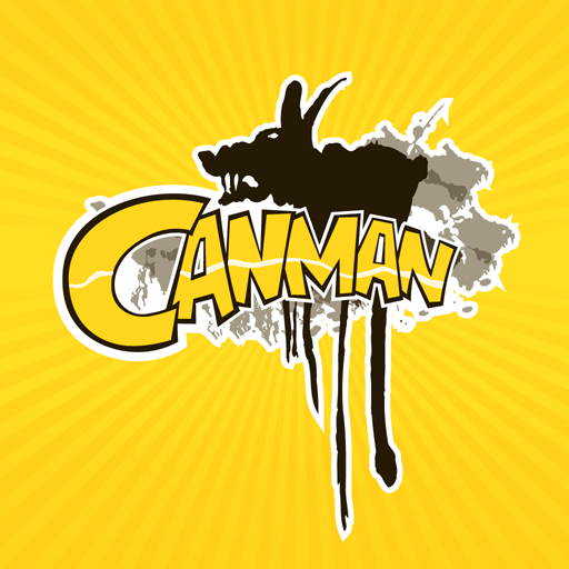 Canman Comic Icons
