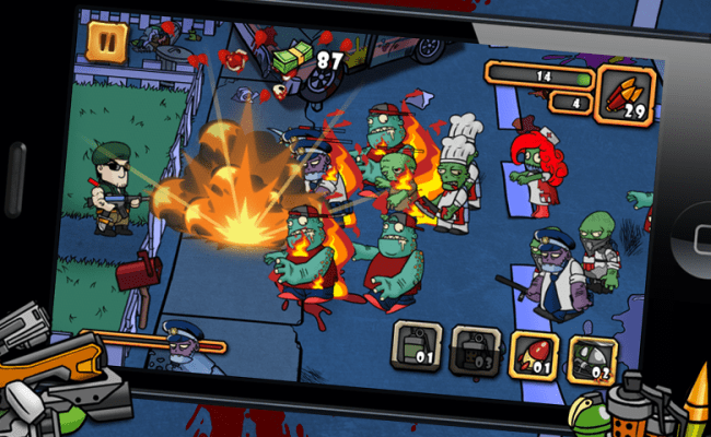 Zombie Age Android Apps On Google Play