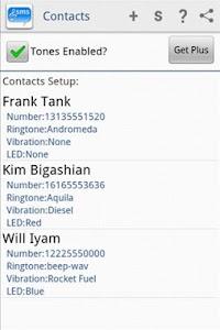 SMS Sounds screenshot 0