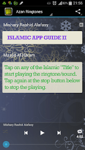 Manzil MP3 Ruqyah screenshot 2