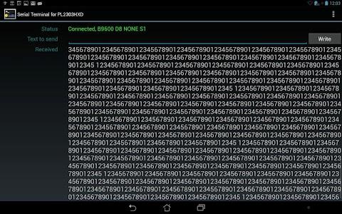 Prolific PL2303 USB-UART screenshot 1