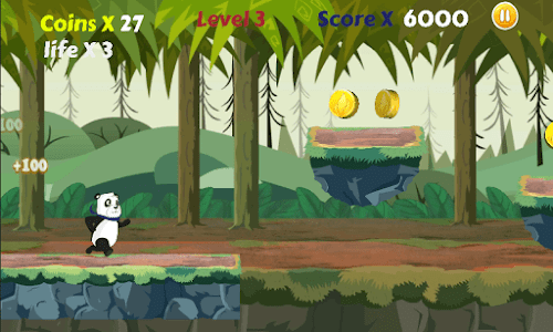 Panda Run screenshot 12