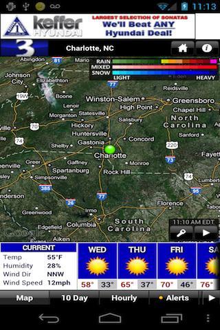 Wbtv Live Weather Report - Idee per la decorazione di interni