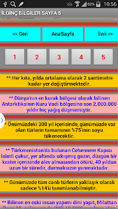 İlginç Bilgiler Ansiklopedisi screenshot 6