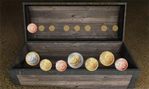 Euro Coins Lite screenshot 1