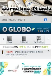 Jornal no Mundo screenshot 4