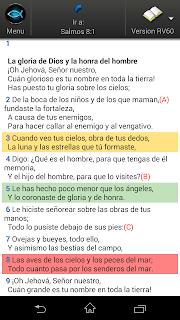 CeluBiblia / La Biblia screenshot 02