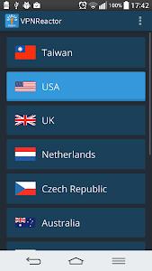 VPNReactor OpenVPN Helper screenshot 0