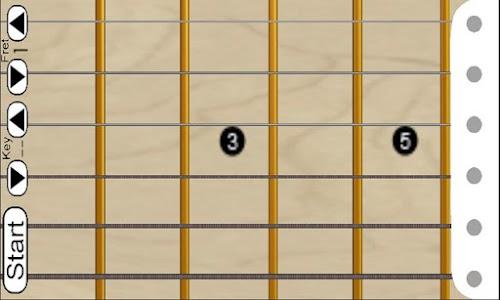 Mobile Guitar Strat screenshot 1
