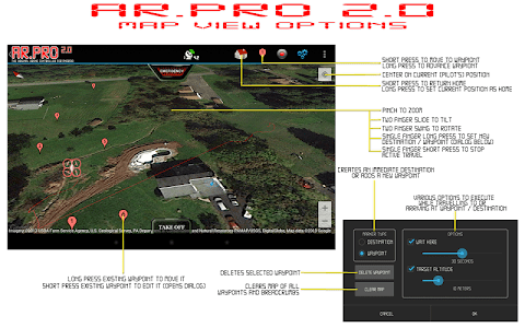 AR.Pro 2 for AR.Drones screenshot 10