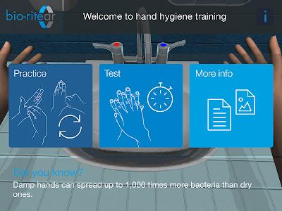 Hand Hygiene Training screenshot 5