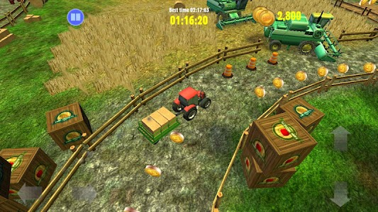 Tractor: Skills Competition GE screenshot 0