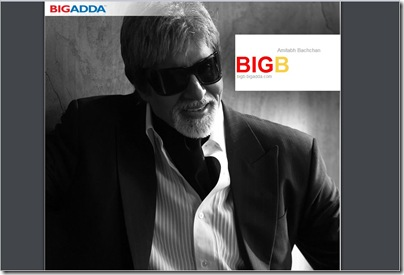 Amitabh Bachchan Blog in big adda