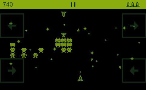 Invaders out of Space screenshot 1