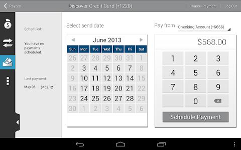 Cy-Fair FCU Mobile Banking screenshot 9