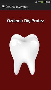 Özdemir Diş Protez screenshot 0