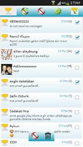 SMS Proof - Sms Blocker screenshot 0