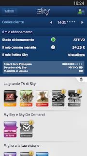 Sky Fai da te screenshot 01