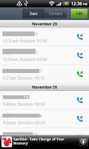 Call Log Master screenshot 0