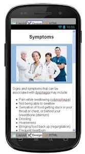 Dysphagia Disease & Symptoms screenshot 2
