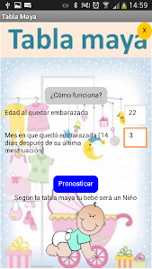 Tabla Maya screenshot 1