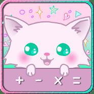 Calculator Kitty FREE APK icon