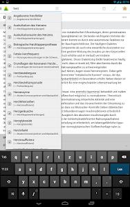 AMBOSS Wissen/Biblio *veraltet screenshot 7