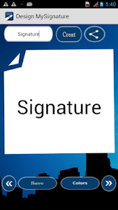 Design My Signature-Sign Maker screenshot 13