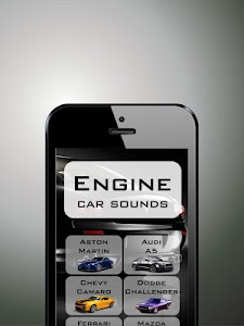 Engine Car Sounds - Enjoy screenshot 0