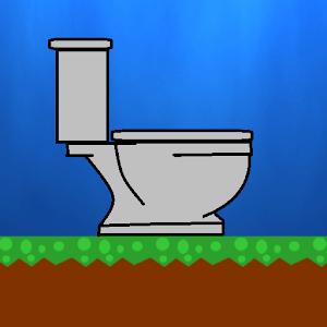 Catapult Toilet