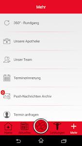 ApoApp - Ost-Apotheke München screenshot 4