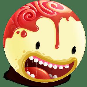 Monster ice-cream shop