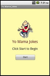 Yo mama jokes screenshot 0
