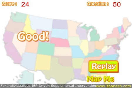 Map Me - Autism Series screenshot 14