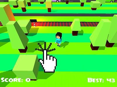 Cross Road Kim - Dangerous Fun screenshot 2