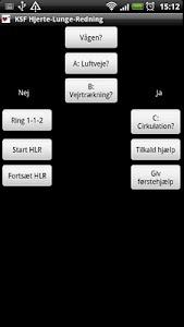 KSF Hjerte-Lunge-Redning screenshot 1