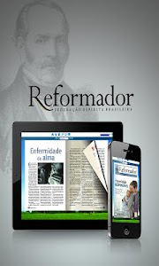 Revista Reformador screenshot 2