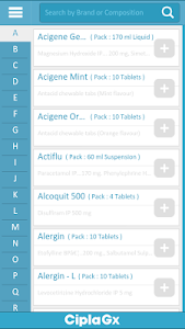 Cipla Gx screenshot 0