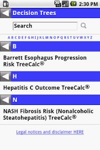 MedCalc 3000 G.I. screenshot 5