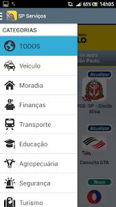SP Serviços screenshot 2