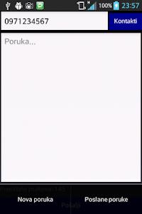 SMSaj.com.hr screenshot 1