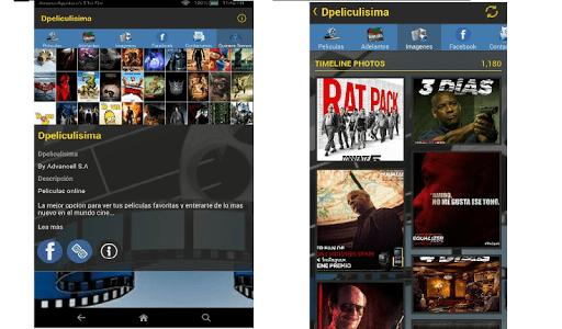 Dpeliculisima screenshot 7