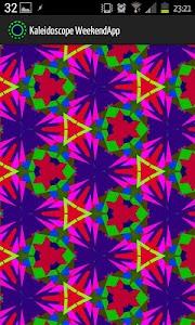 Kaleidoscope WeekendApp screenshot 0