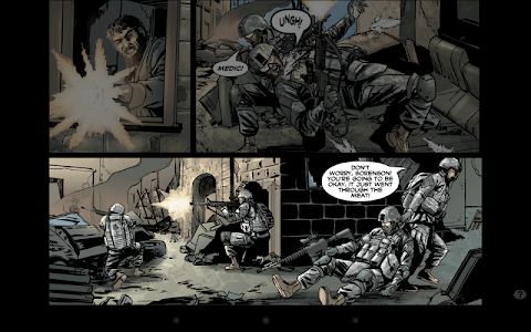America's Army Comics screenshot 11