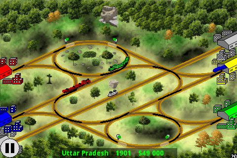 Railway Game screenshot 03