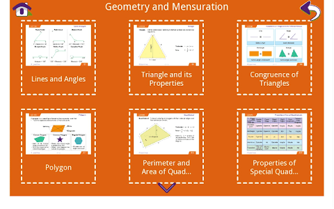 Grade 7 Math Learning Cards screenshot 17