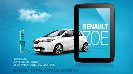Renault ZOE für DE screenshot 1