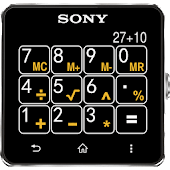 Calculator for SmartWatch